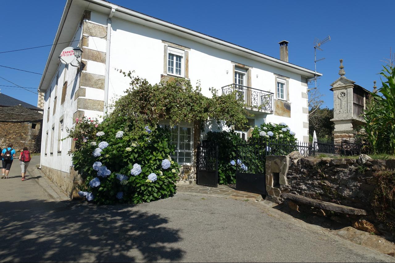 Haus bei Palas de Rei