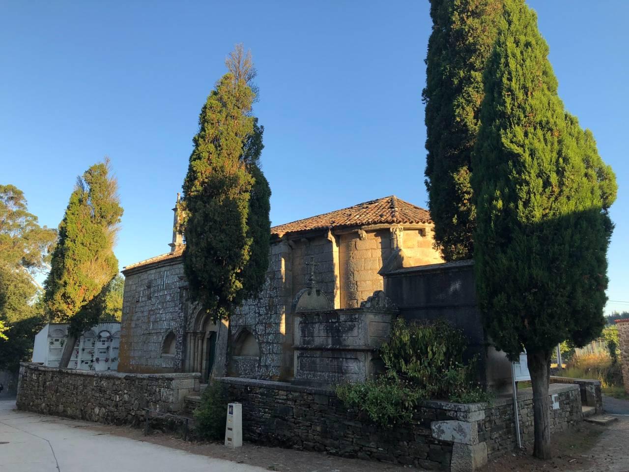 Kirche bei Melide