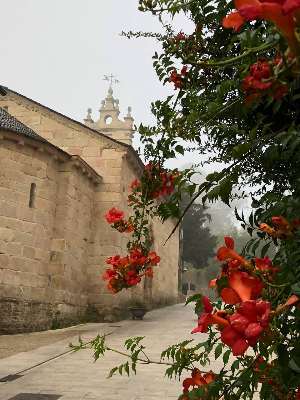 Kirche in Sarria