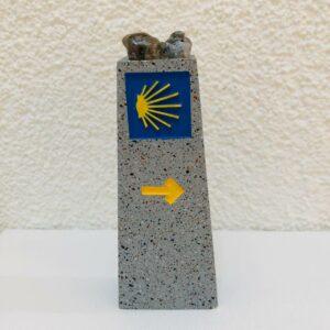 Souvenir Kilometerstein