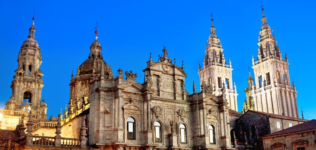 Kathedrale Santiago de Compostela