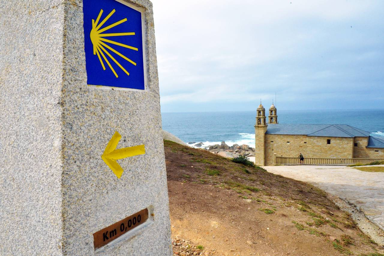 Santuario Virgen de la Barca in Muxia