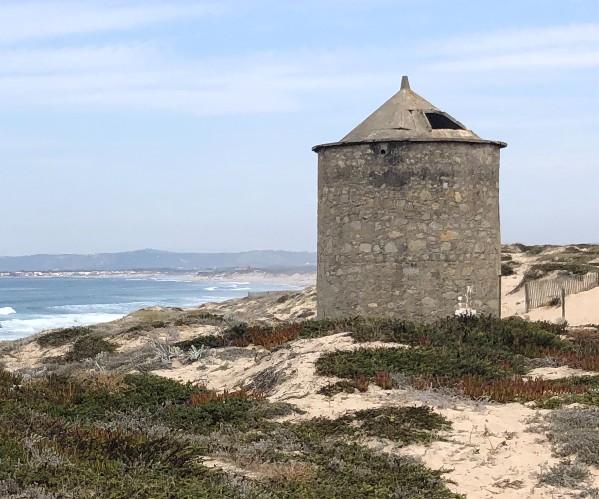 Windmühle Camino Portugués