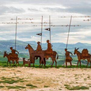 Jakobswege Spanien