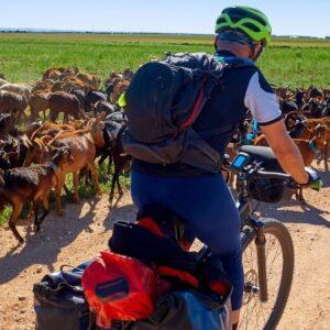 Radtouren auf dem Jakobsweg
